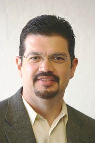 James Garcia, communications director for Arizona Hispanic Chamber of Commerce