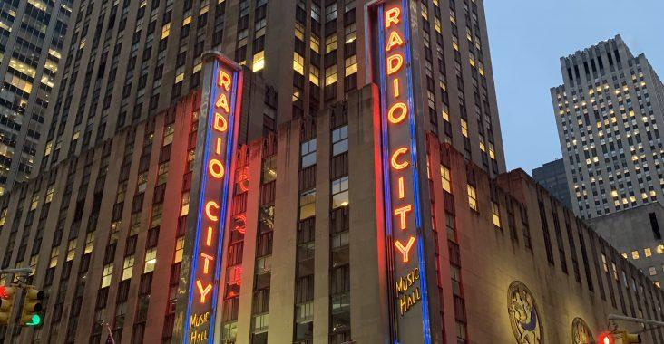 Radio City Music Hall Presents: Riverdance 25th Anniversary Show. (Photo by Elizabeth Humston/El Inde).