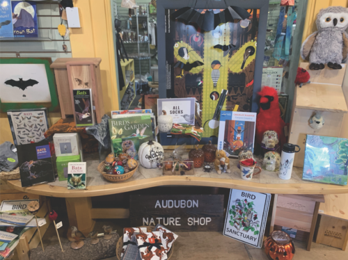 Tucson Audubon Nature Shop. (Photo by Kelly Huang)